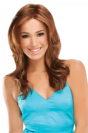 Adriana SmartLace Handtied Monofilament Lace Front Wig
