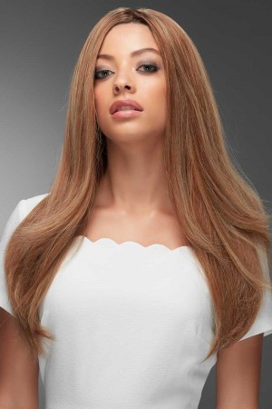 Blake Exclusive Monofilament Handtied Lace Front Human Wig