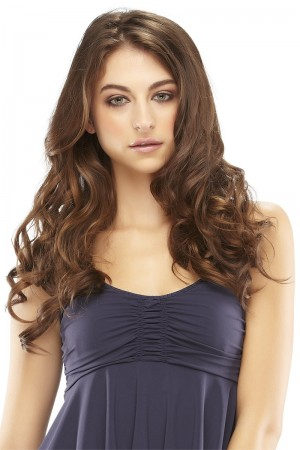 easiXtend Professional 16 Inch Human Clip In Hair Piece