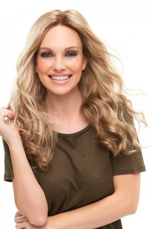 Sarah SmartLace Monofilament Handtied Lace Front Wig