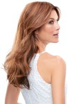 easiPart XL 18 Inch Human Exclusive Topper Clip In Hair Piece