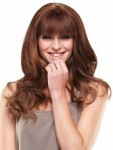 easiFringe Human Exclusive Topper Clip In Bang Hair Piece