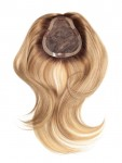 easiPart XL 18 Inch Human Topper Clip In Hair Piece