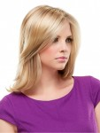 Top Notch Hair Additions Monofilament Clip In Topper Hair Piece