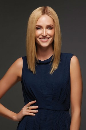 Gwyneth Exclusive SmartLace Handtied Monofilament Lace Front Human Wig