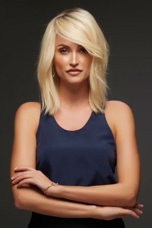 Carrie Exclusive SmartLace Monofilament Lace Front Human Wig