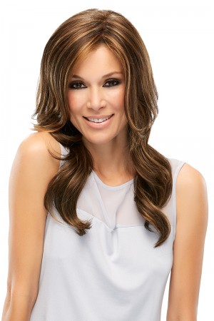 Amber SmartLace Monofilament Lace Front Wig
