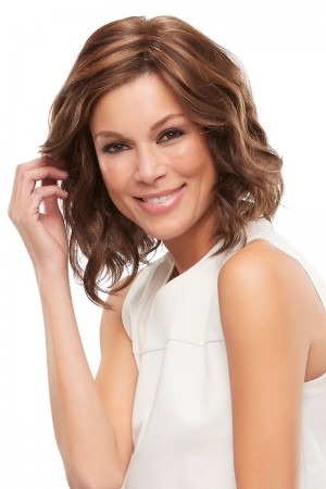 Julianne SmartLace Monofilament Handtied Lace Front Wig