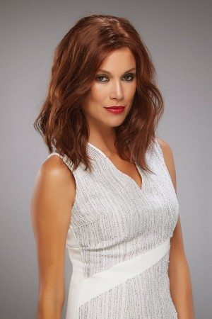 Gwyneth SmartLace Handtied Monofilament Lace Front Human Wig